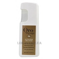 FANOLA Oro Therapy Sun protecting spray - Спрей для защиты от солнца