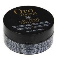 FANOLA Oro Therapy Matt shaping paste with Keratin and Argan Oil - Матовая моделирующая паста