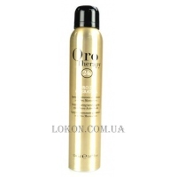 FANOLA Oro Therapy Restructuring keratin spray with Micro-Active Gold - Спрей для реструктуризации волос