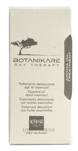 ALTER EGO Botanikare Aroma Oil Treatment - Ароматическое масло