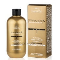 HAIR COMPANY Inimitable Blonde Perfectionex Bleaching Protector Treat 1 - Защитное осветляющее средство (шаг 1)