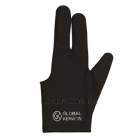 GLOBAL KERATIN Spandex Gloves - Термостойкая перчатка