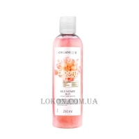 ORGANIQUE Bloom Essence Mild Shower Gel - Мягкий гель для душа