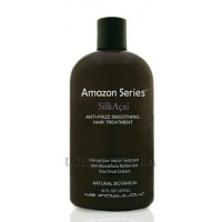 AMAZON SERIES Silk Acai Anti-frizz Smoothing Hair Treatment - Средство для восстановления кудрей