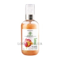 ORGANIQUE Botanic Garden Shower Gel