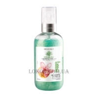 ORGANIQUE Botanic Garden Orchid and Curacao Shower Gel - Гель для душа