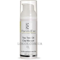 FORMEST Tea Tree Oil Clay Masque - Маска тройного действия