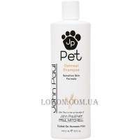JOHN PAUL PET Outmeal Shampoo - Шампунь с экстрактом овса