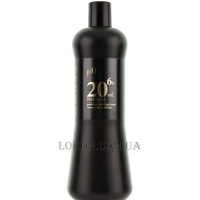 pH ARGAN&KERATIN Peroxide vol 20 - Окислитель 6%