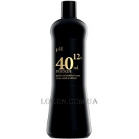 pH ARGAN&KERATIN Peroxide vol 40 - Окислитель 12%