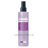 KAYPRO Hуaluronic Special Care Conditioner Spray - Гиалуроновый кондиционер-спрей для волос (фаза 3)