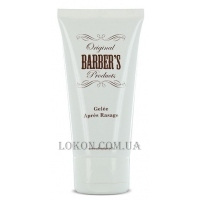 ORIGINAL BARBER`S Jelly Aftershave - Желе после бритья