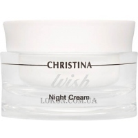 CHRISTINA Wish Night Cream - Ночной крем