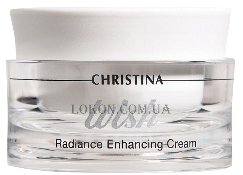 CHRISTINA Wish Radiance Enhancing Cream - Омолаживающий крем