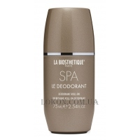 LA BIOSTHETIQUE SPA Le Deodorant Without Aluminium - Дезодорант-антиперспирант