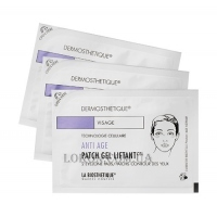 LA BIOSTHETIQUE Dermosthetique Patch Gel Liftant Hydro-Gel Eye Pads - Гидрогелевые подушечки для глаз