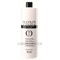 BE HAIR Be Color Аctivator with Caviar, Keratin and Collagen 36 vol - Окислитель 10,8%