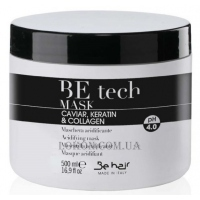 BE HAIR Be Tech Аcidifying Мask - Кислая маска с кератином и коллагеном
