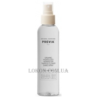 PREVIA Natural Haircare Style&Finish Shine Spray - Блеск-спрей