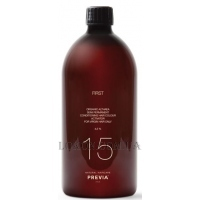 PREVIA Natural Haircare First Activator 15 vol - Активатор 4,5%