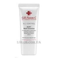 CELL FUSION C NMF Multi Emulsion - Восстанавливающая наноэмульсия для жирной кожи