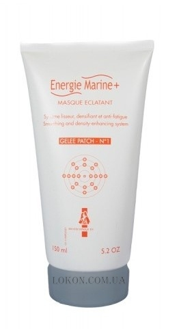 LES COMPLEXES BIOTECHNIQUES M120 Energie Marine +Masque Gelee Patch №1 - Маска