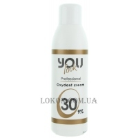 YOU LOOK Professional Oxydant Cream 9% - Окислитель 9%