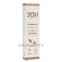YOU LOOK Professional Hair Colouring Cream With Fruit Acids - Стойкая краска для волос