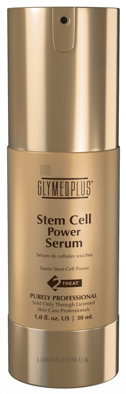 GLYMED PLUS Cell Science Stem Cell Power Serum - Сыворотка стволовых клеток