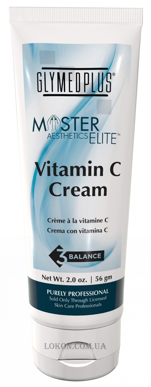 GLYMED PLUS Master Aesthetics Elite Vitamin C Cream - Крем с витамином С