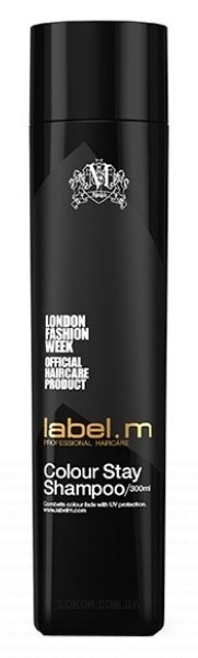 "LABEL.M Cleanse Professional Haircare Colour Stay Shampoo - Шампунь ""Защита цвета"""