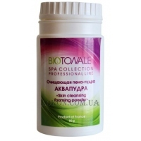 BIOTONALE Skin Cleansing Foaming Powder - Очищающая пена-пудра