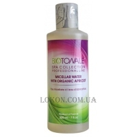 BIOTONALE Micellar Water with Organic Apricot - Мицеллярная вода