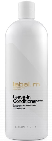 LABEL.M Leave-In Conditioner - Кондиционер
