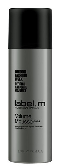 LABEL.M Volume Mousse - Мусс для объема