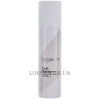 LABEL.M Create Professional Haircare Curl Spray - Спрей для вьющихся волос