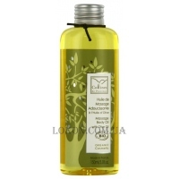 COLLINES de PROVENCE Massage Body Oil With Olive Oil - Массажное масло для тела с маслом оливы