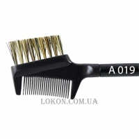 VG Professional Brush for Eyebrows and Eyelashes A019 - Кисть для бровей и ресниц