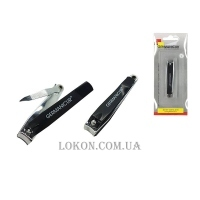 "GERMANICUR Nail Clippers ""GM-114-02 VS"" - Щипчики для ногтей ""GM-114-02 VS"""