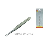 "GERMANICUR Tweezers ""GM-121-03 Matt"" - Пинцет скошенный ""GM-121-03 Matt"""