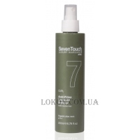 SEVEN TOUCH Luxury 7 Anti-Frizz Leave-In Definer - Флюид для вьющихся волос