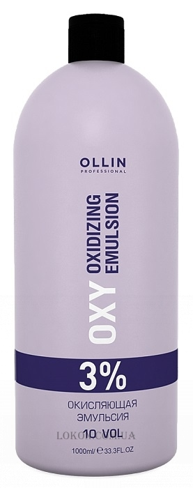 OLLIN Performance Oxy Oxidizing Emulsion 10 vol - Окислитель 3%