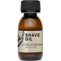 DEAR BEARD Shave Oil - Натуральное масло для бритья