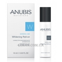ANUBIS Shining Line Whitening Roll-on - Осветляющий ролл