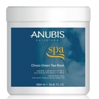 ANUBIS SPA Choco Green Tea Mask - Крем-маска
