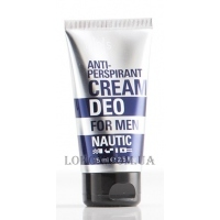 MADES Nautic Deo Cream For Men - Антиперспирант део-крем