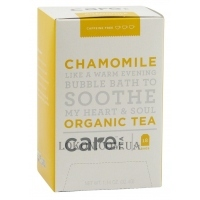 CARE TEA Chamomile Organic Tea - Травяной тизан