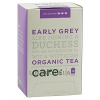 CARE TEA Early Grey Organic Tea - Чёрный чай