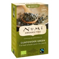 NUMI Organic Tea Gunpowder Green - Зелёный чай