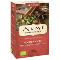 NUMI Organic Tea Golden Chai - Чёрный чай